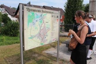 Circuit historique à travers Freistett